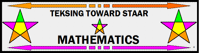 TEKSing toward STAAR - Mathematics.